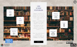 Lire, écrire, s'informer